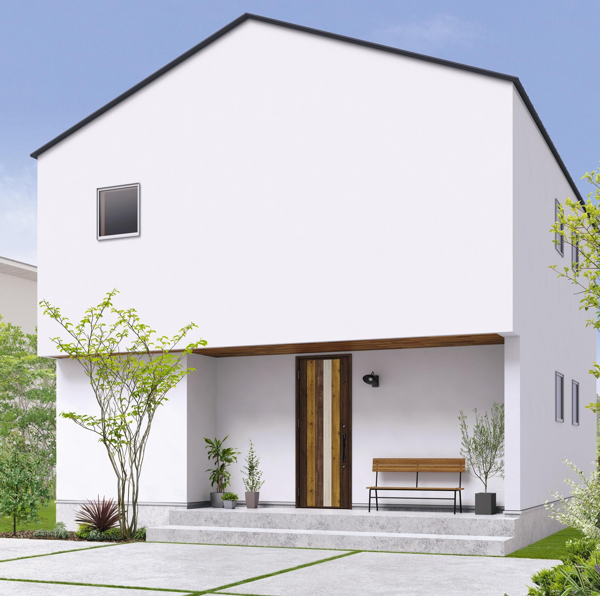 三協アルミ、玄関ドア「ファノーバ」に17種類の新デザイン