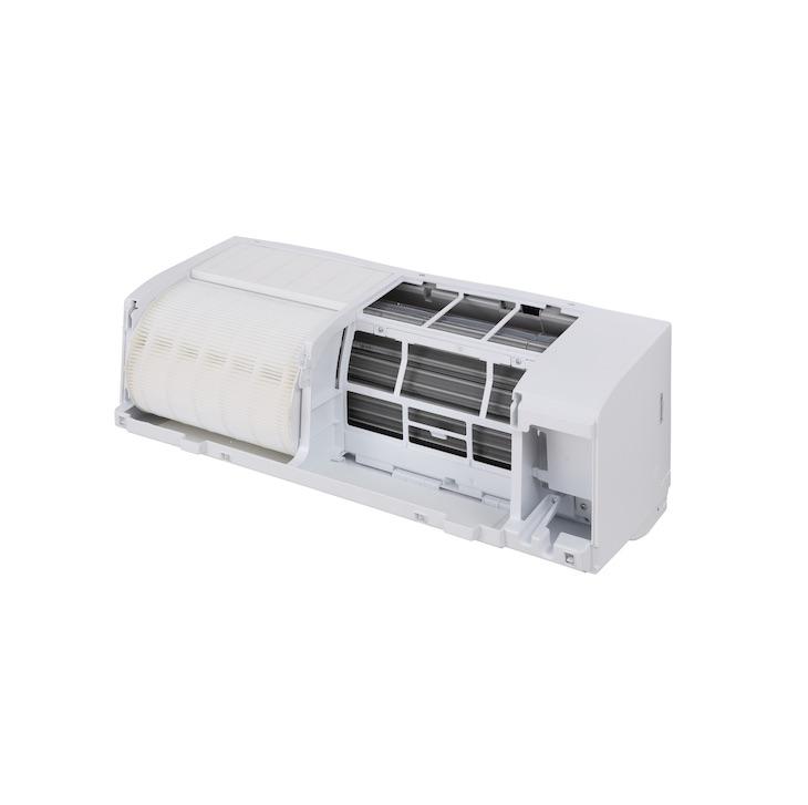アイリスオーヤマ、高性能フィルター搭載のエアコン発売