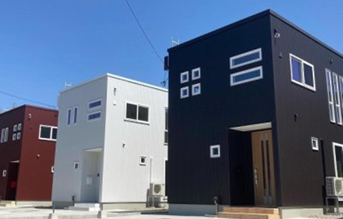 ユニテハウス、新潟県初の建売3棟と展示場同時オープン