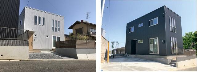ユニテハウス、山口県初の展示場と建売2棟同時オープン