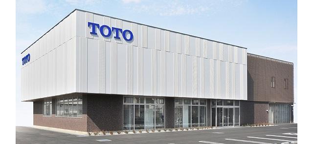 TOTO川越ショールーム移転オープン 「あこがれの暮らし」提案