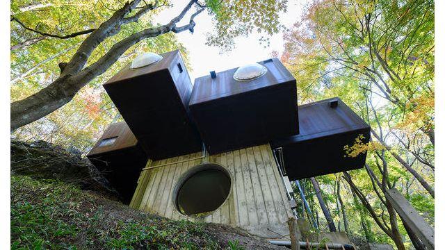 黒川紀章氏設計の「カプセル建築」保存活用するプロジェクト