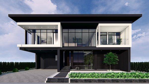 パナソニック、タイでモジュール建築住宅に参入