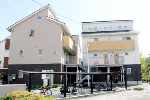 竹原市子育て住宅が人気 家賃助成、現在満室/定住へ期待