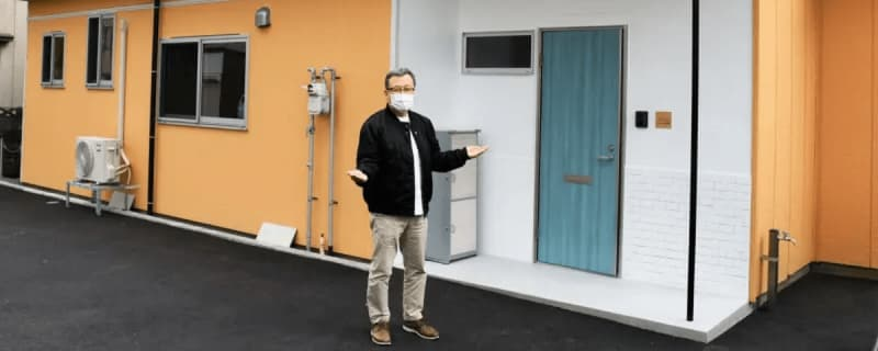 女性専用シェアハウスで生活を 糸魚川市清崎にオープン 移住誘致の発信に