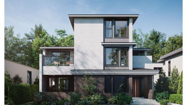 北洲、都市型住宅「ワイマールプレミアム」のモデル開設