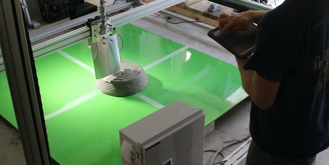 ポリウス、前田建設工業と建設用3Dプリンターの実証実験