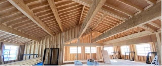 リヴ、市内産木材使用の木造4階建て高齢者福祉施設を施工