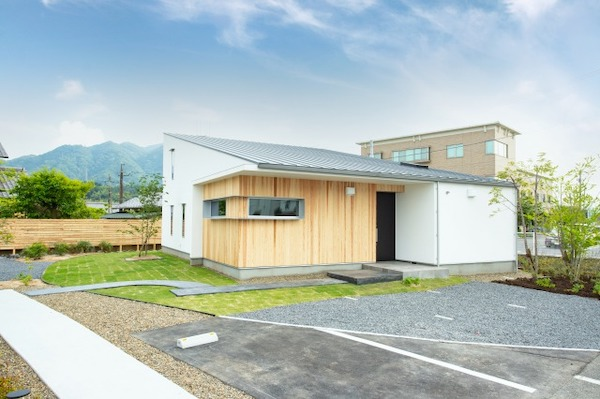 パッシブデザインの平屋モデルハウスを大分市に開設
