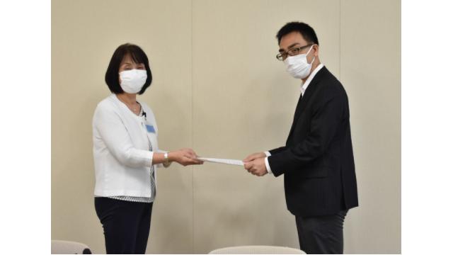 生活クラブ、再エネ推進など求め東京都に要請書を提出