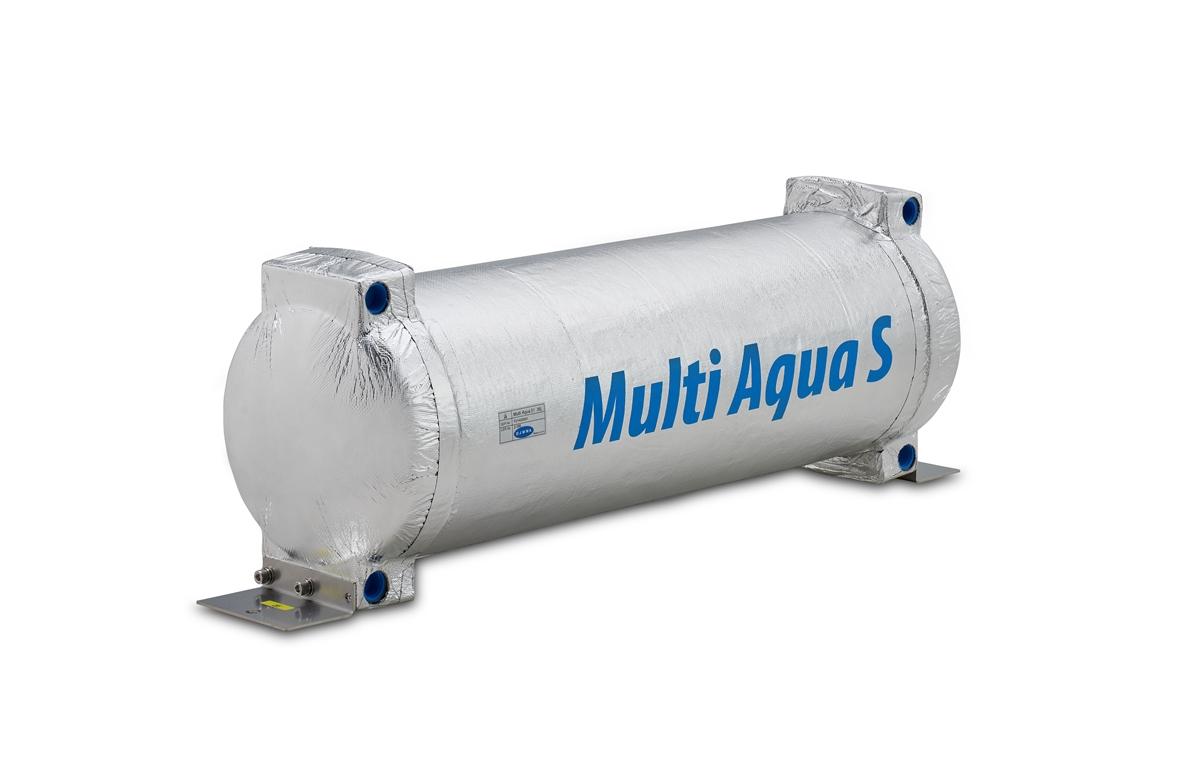 水道直結型タンク「マルチアクア」に寒冷地仕様が追加