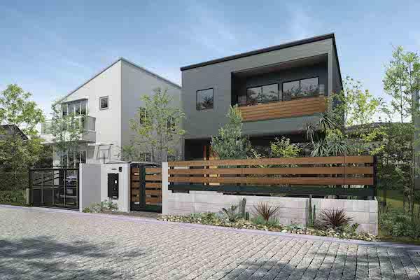 YKK AP、木調フェンスのデザイン拡充し施工性も向上