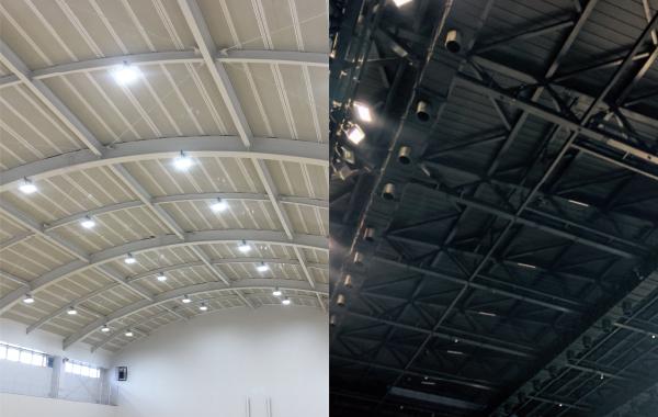 屋根と同時に施工できる直天井システムを発売