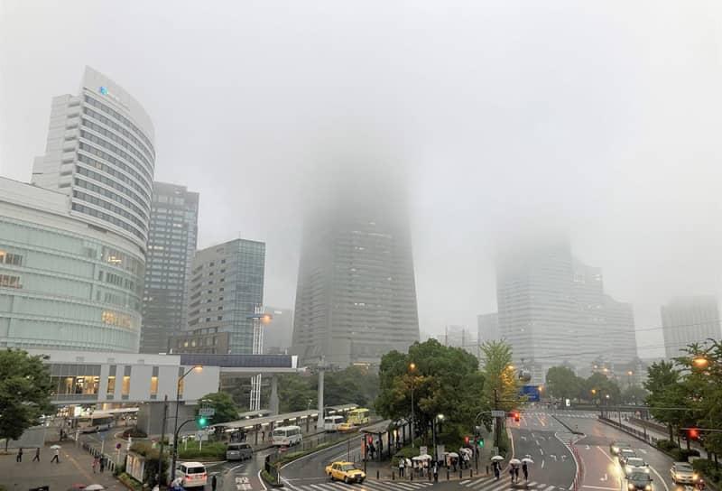 記録的大雨の土砂崩落、神奈川で120件超 住宅浸水20棟以上、住民から不安の声も