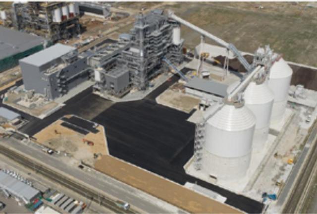 住友林業らバイオマス発電所開所 木質で最大級の電力供給