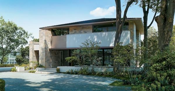 ミサワホームが未来型コンセプト住宅を建設