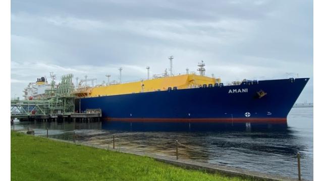 大阪ガス、カーボンニュートラルLNGを初導入