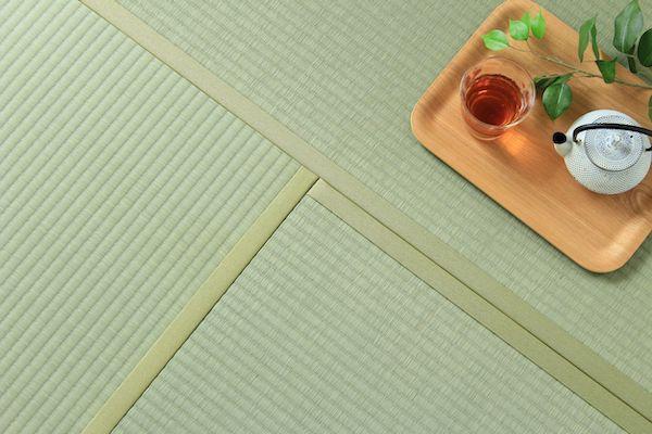抗菌・防臭・抗ウイルス機能をもつ畳を発売