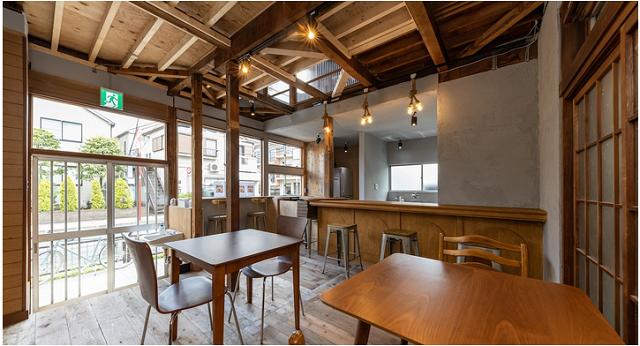 ジェクトワン、千葉の不動産会社と協働 空き家をカフェに