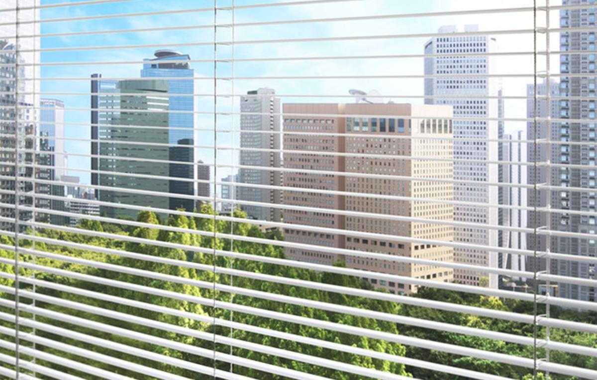 立川ブラインド、反射光や日射熱抑制するブラインドを新発売