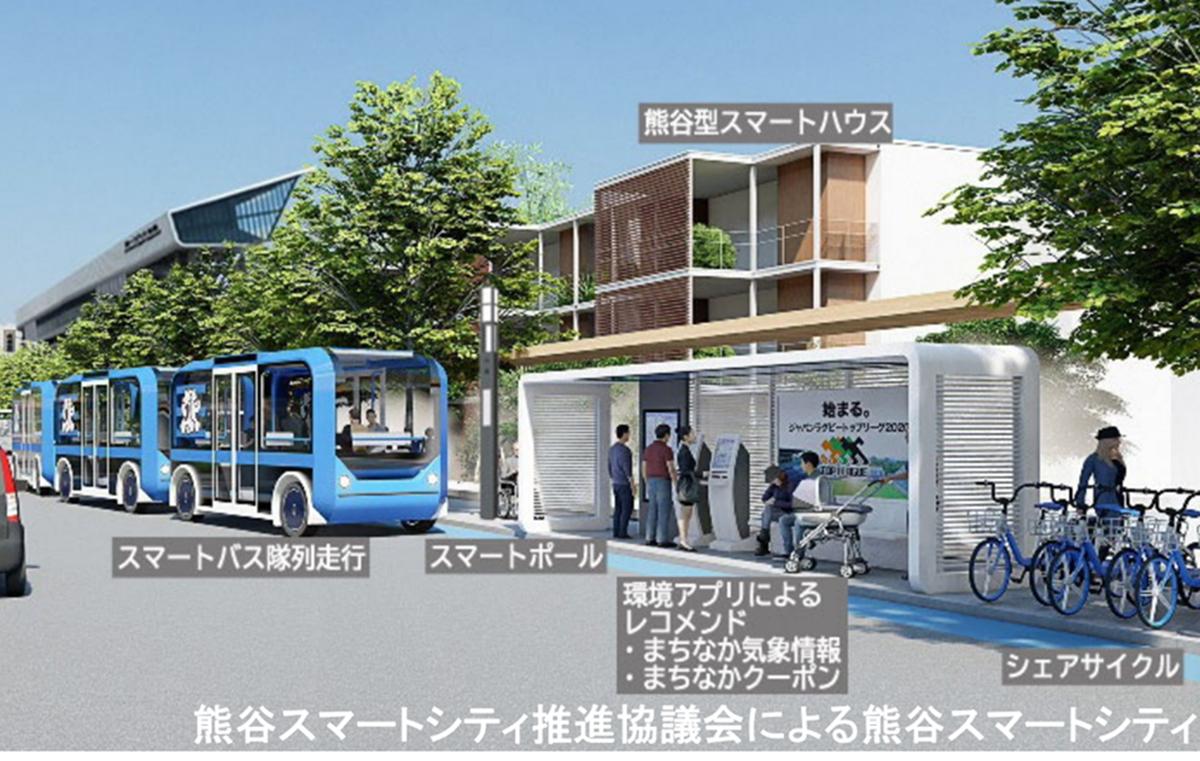 ミサワホーム、熊谷市スマートタウン事業化で調査・提案開始