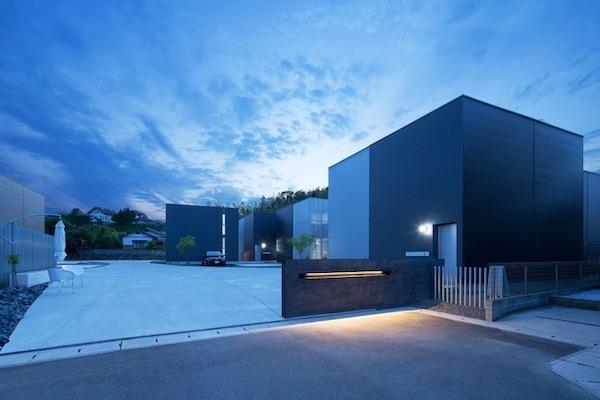 埼玉県幸手市にデザイナーズ戸建て賃貸を建築