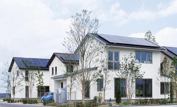 北州が太陽光発電+蓄電地の新仕様、EV対応も