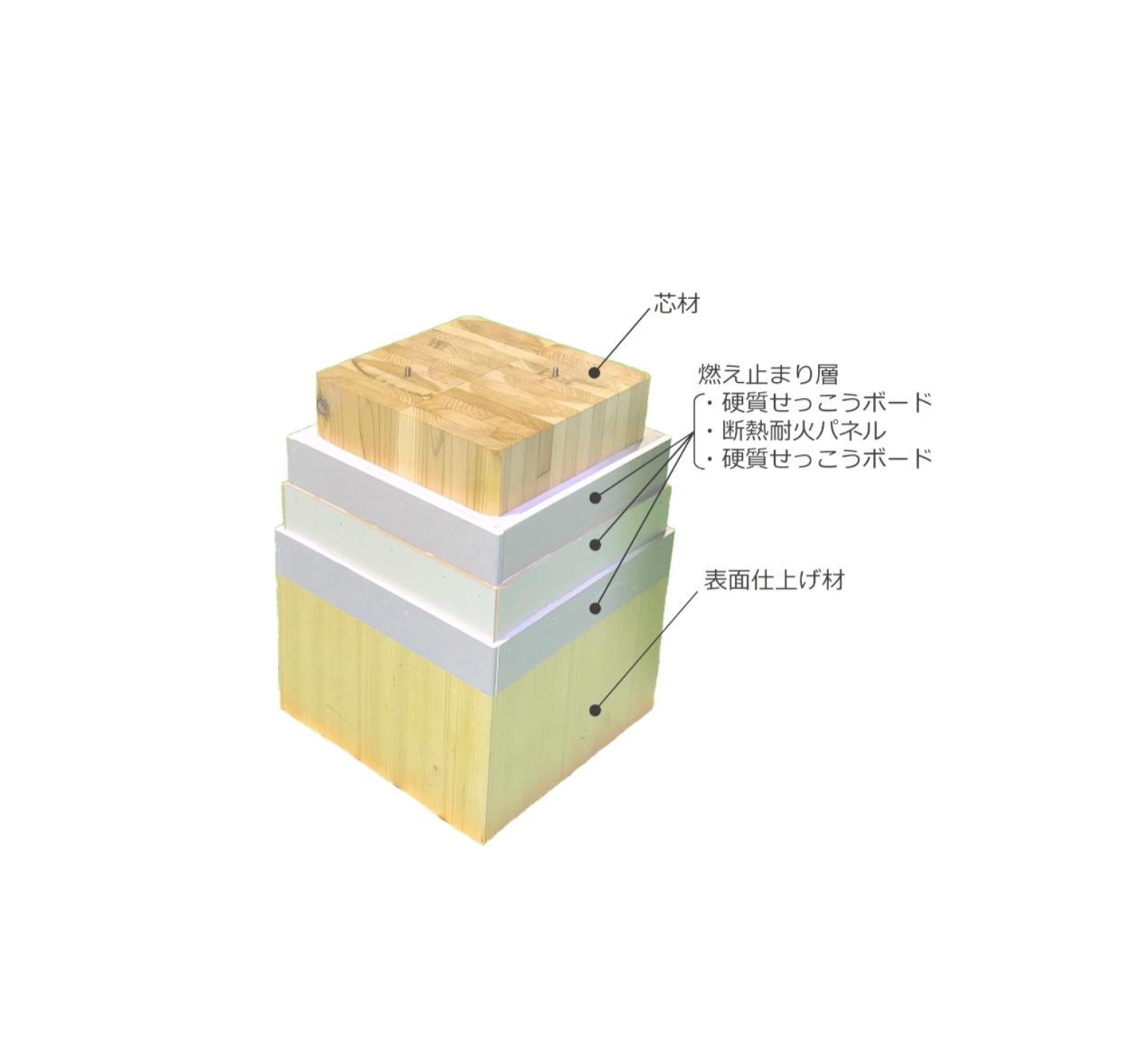 木質耐火部材が大臣認定、15階以上の中大規模木造可能に
