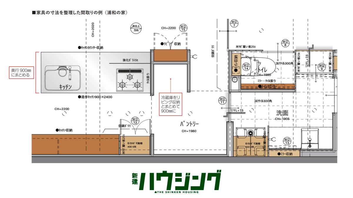 「木の家リノベ」第一人者が解説する家具で空間を整える手法