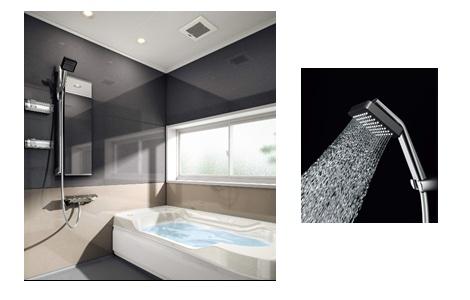 クリナップ、中高級バスルームにアイテムを絞った新プラン