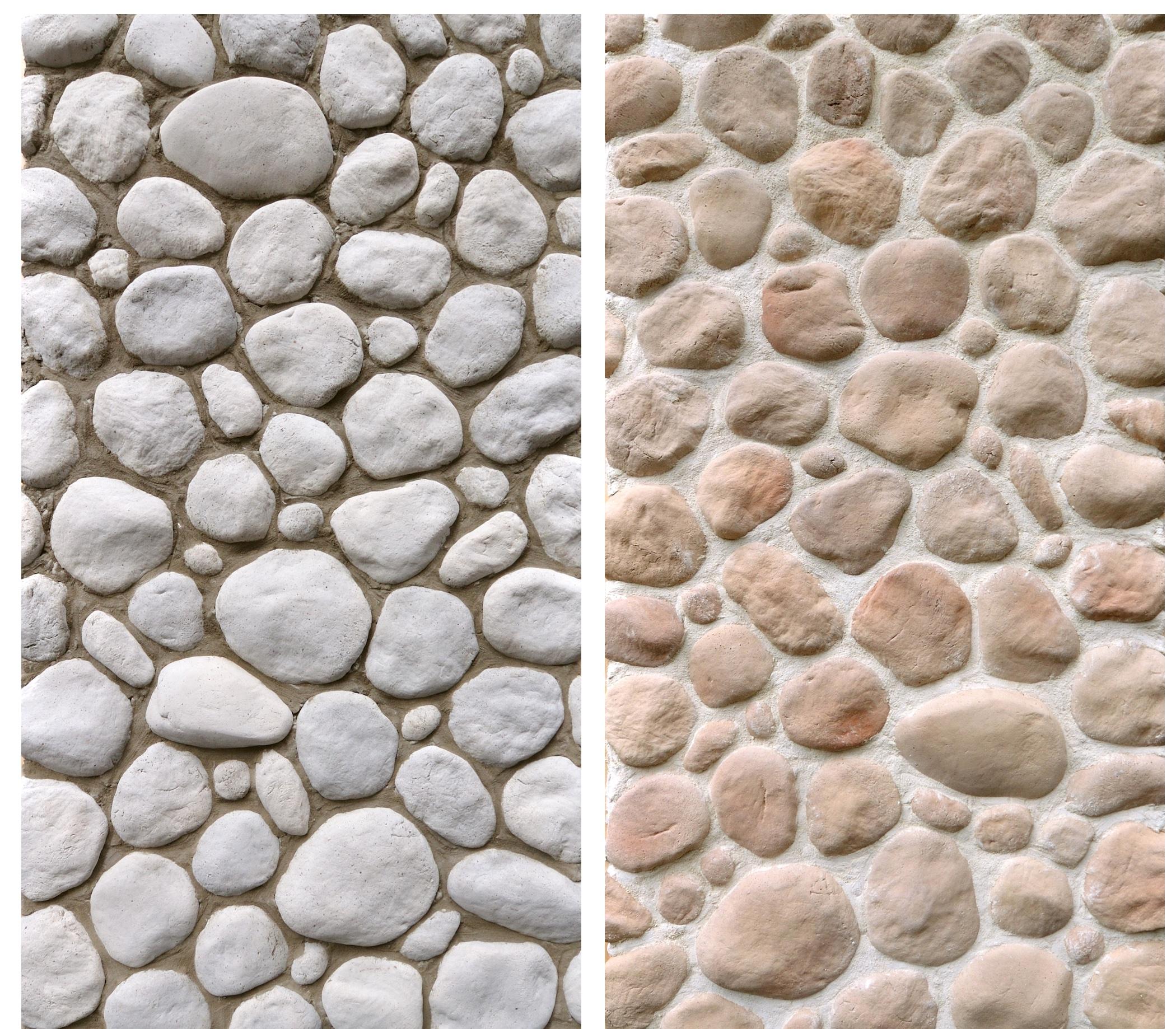 重さは1/2、河床の石再現した壁材発売