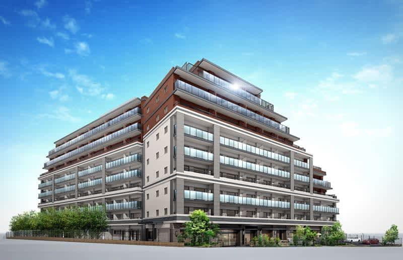 幸福追求のマンション、クリニックが24時間健康相談も 中央住宅など新住宅ブランド「CANVAS」発表