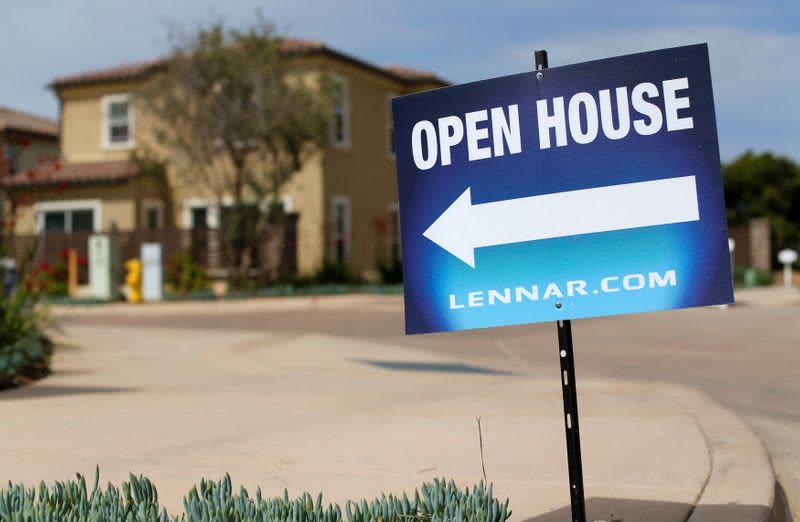 米住宅建設大手レナー、供給制約が当面続くと予想 株価急落