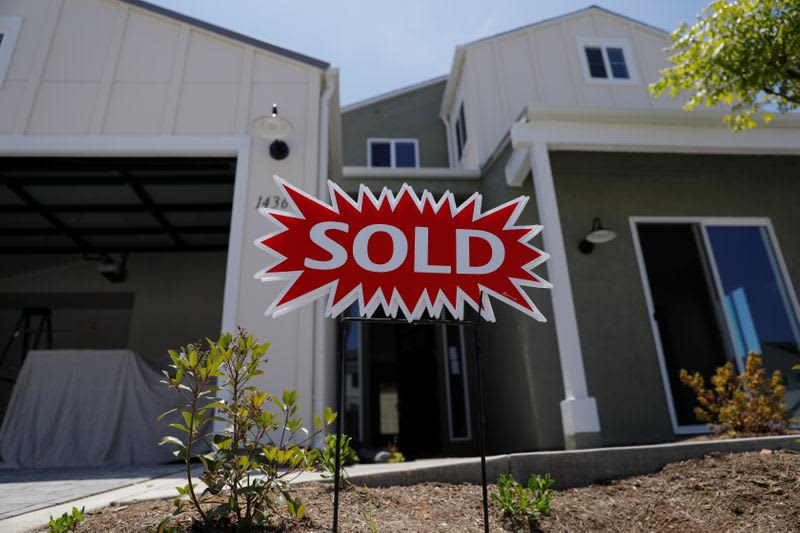 米中古住宅販売、8月は2%減 在庫が減少