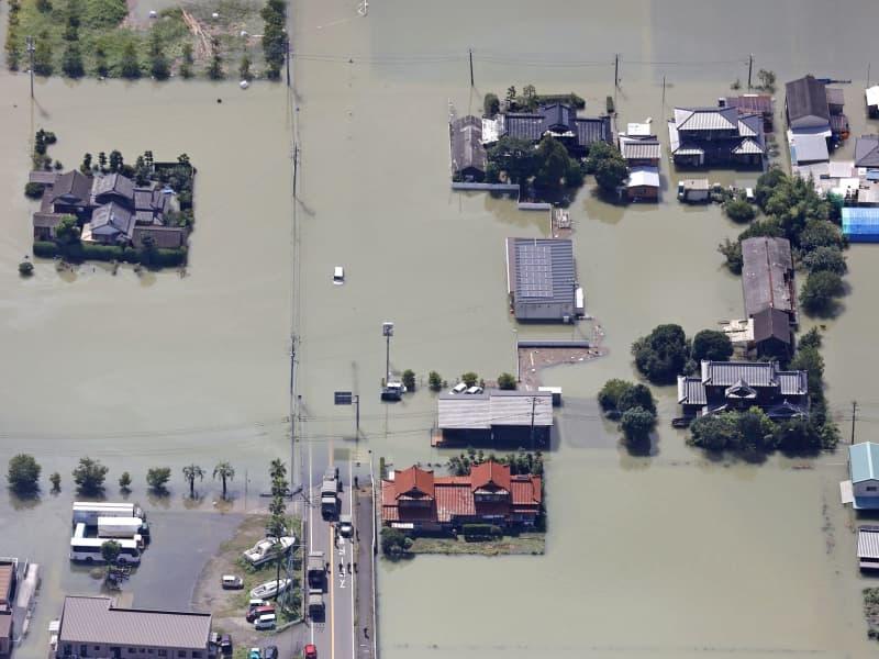 8月大雨を激甚災害に指定