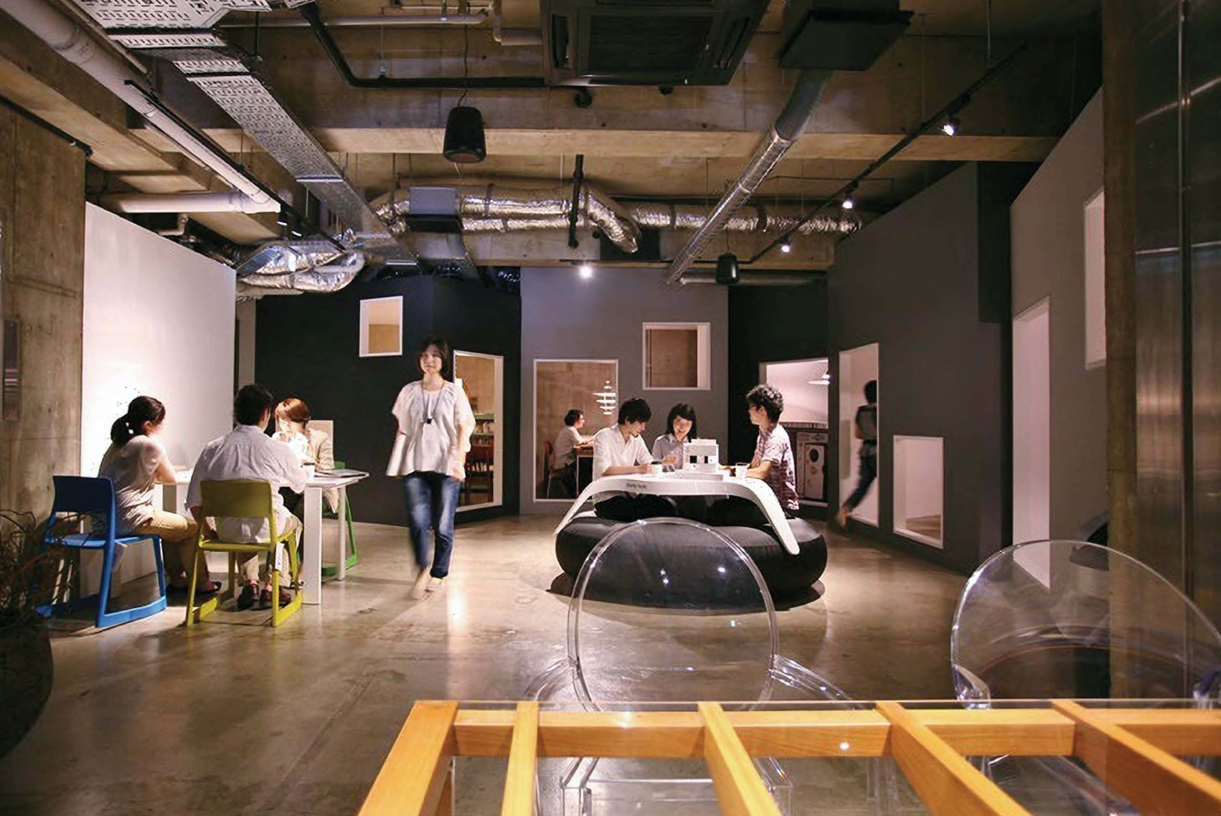 神谷コーポレーション、オフィス兼ショールームで働き方公開