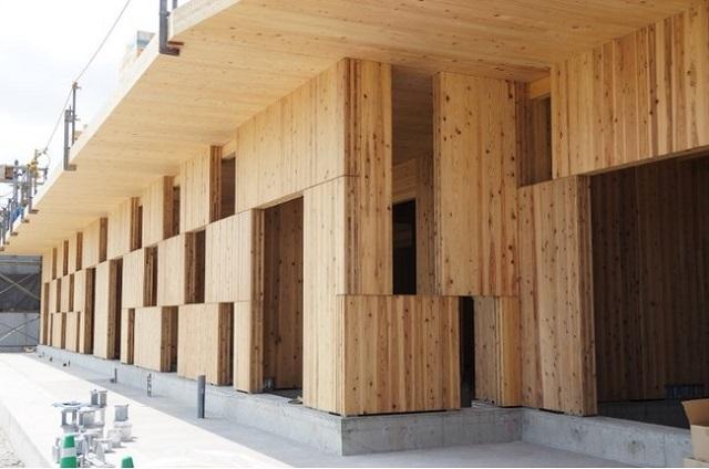 構造計画研究所、CLT活用の木製パネル耐震壁を開発