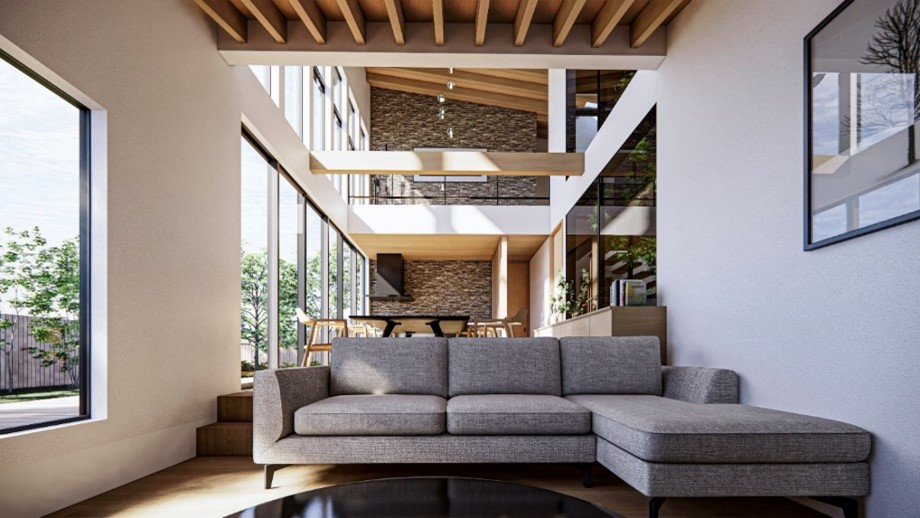 MAKE HOUSE、BIM活用の木造住宅プレゼンサービス