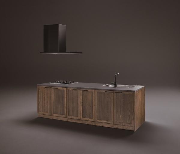 ウッドワン、木のキッチン2021特別仕様を期間限定で