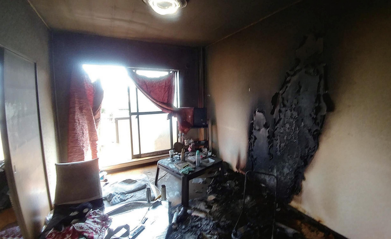 【リフォーム】火災で燃えた賃貸住宅の復旧事例から学ぶ