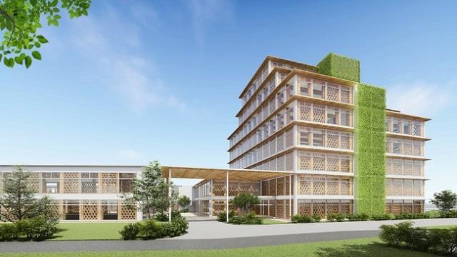 アキュラ、純木造8階建てビル 従来の2/3のコスト実現へ